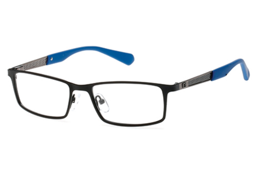 Guess GU 1860 Eyeglasses in 002 - Matte Black