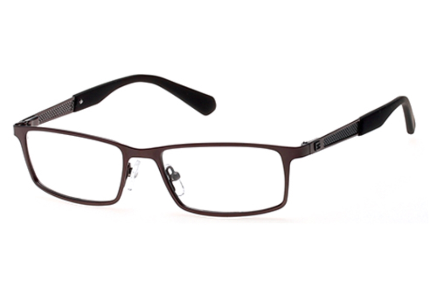 Guess GU 1860 Eyeglasses in 009 - Matte Gunmetal