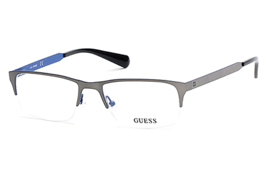 Guess GU 1892 Eyeglasses in 009 - Matte Gunmetal