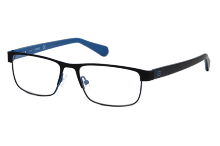 Guess GU 1910 Eyeglasses in 002 - Matte Black