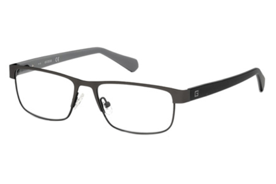 Guess GU 1910 Eyeglasses in 009 - Matte Gunmetal