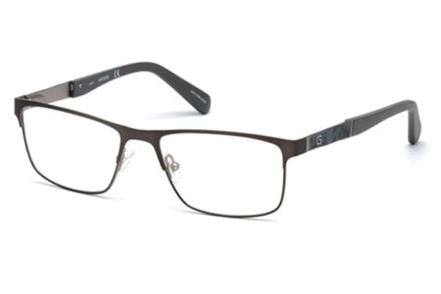 Guess GU 1928 Eyeglasses in 009 - Matte Gunmetal