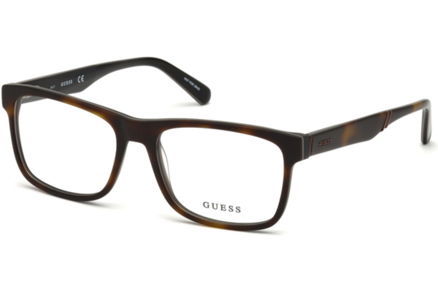 Guess GU 1943-F Eyeglasses in 052 - Dark Havana