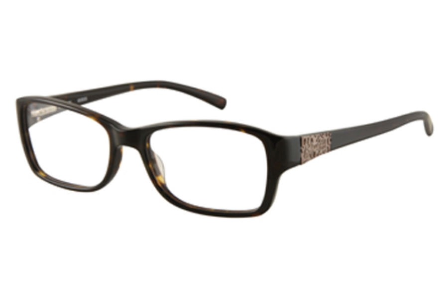 Guess GU 2274 Eyeglasses in TO: TORTOISE