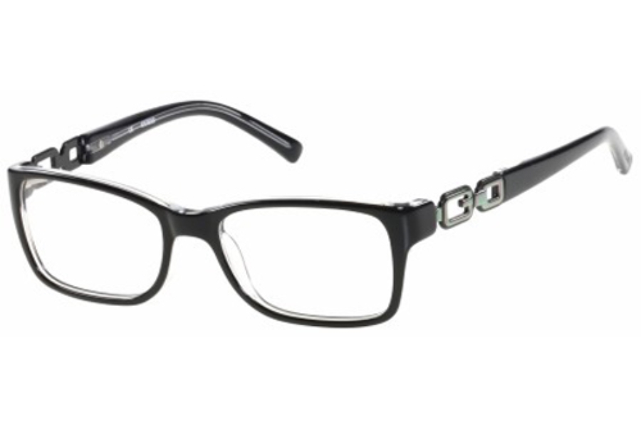 Guess GU 2406 Eyeglasses in B84 BLK