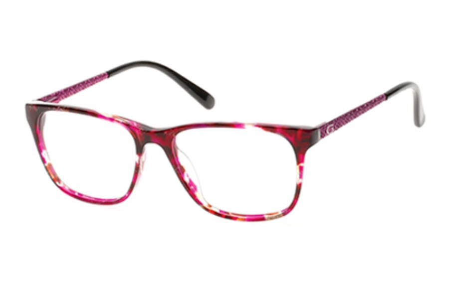 Guess GU 2500 Eyeglasses in 077 - Fuxia/Other