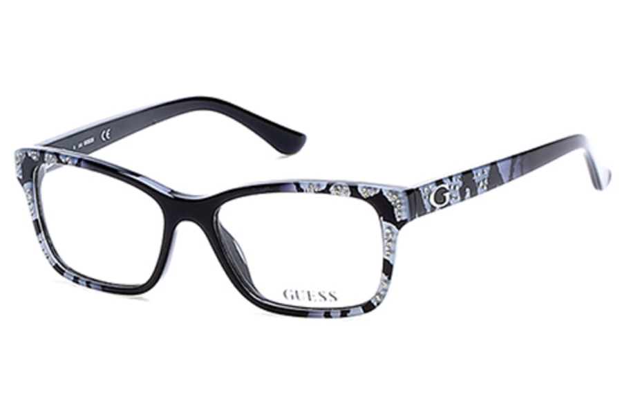 Guess GU 2553 Eyeglasses in Guess GU 2553 Eyeglasses