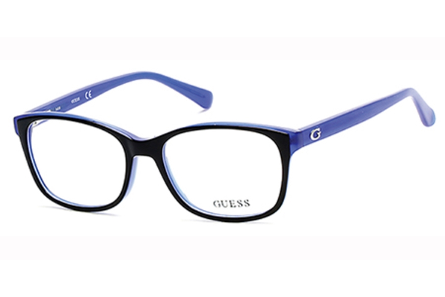 Guess GU 2582 Eyeglasses in Guess GU 2582 Eyeglasses