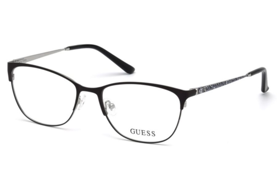 Guess GU 2583 Eyeglasses in 005 - Black/Other