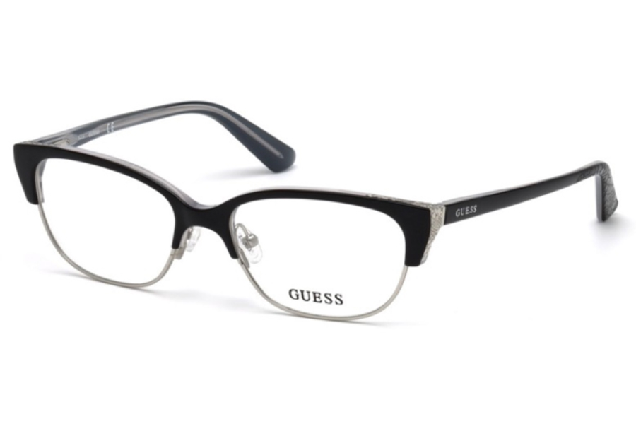Guess GU 2590 Eyeglasses in Guess GU 2590 Eyeglasses