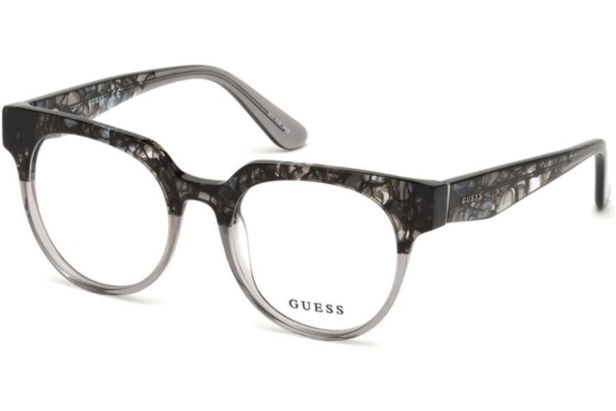 Guess GU 2652-F Eyeglasses in 020 - Grey/other