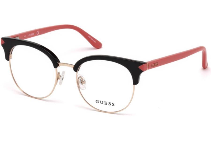 89b0c230ee51f ... Guess GU 2671 Eyeglasses in Guess GU 2671 Eyeglasses ...