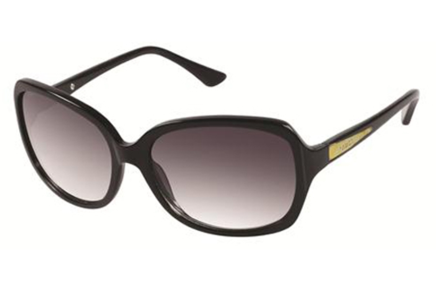 Guess GU 7345 Sunglasses in C38 (BLK-35)