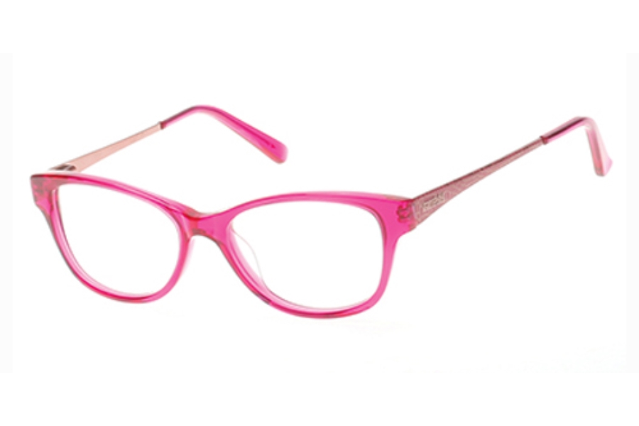 Guess GU 9135 Eyeglasses in 077 Fuxia/Other