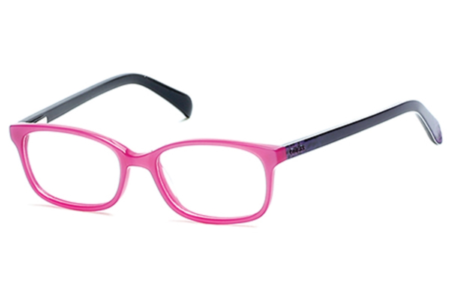 Guess GU 9158 Eyeglasses in 081 - Shiny Violet