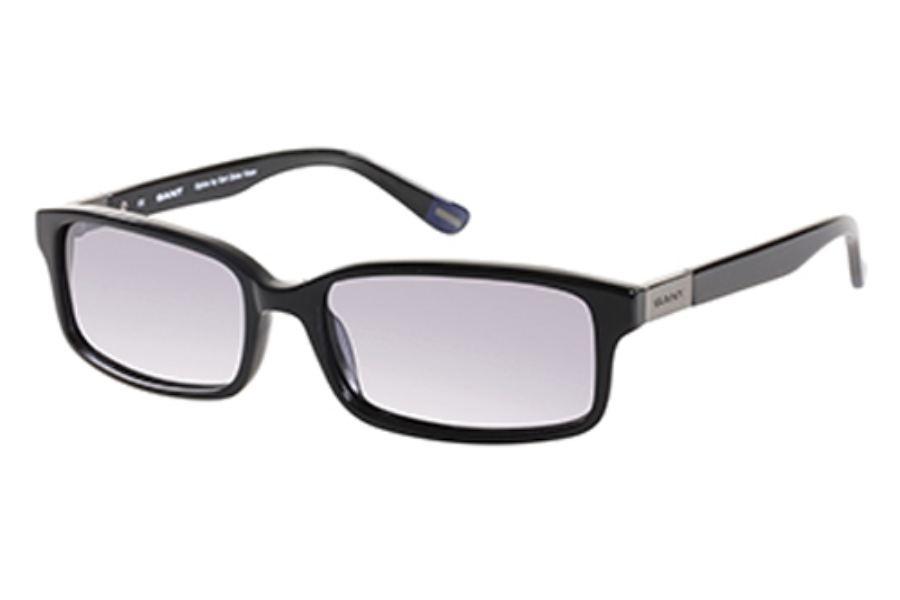 Gant GWS 2008 Sunglasses in Blk-35: Black