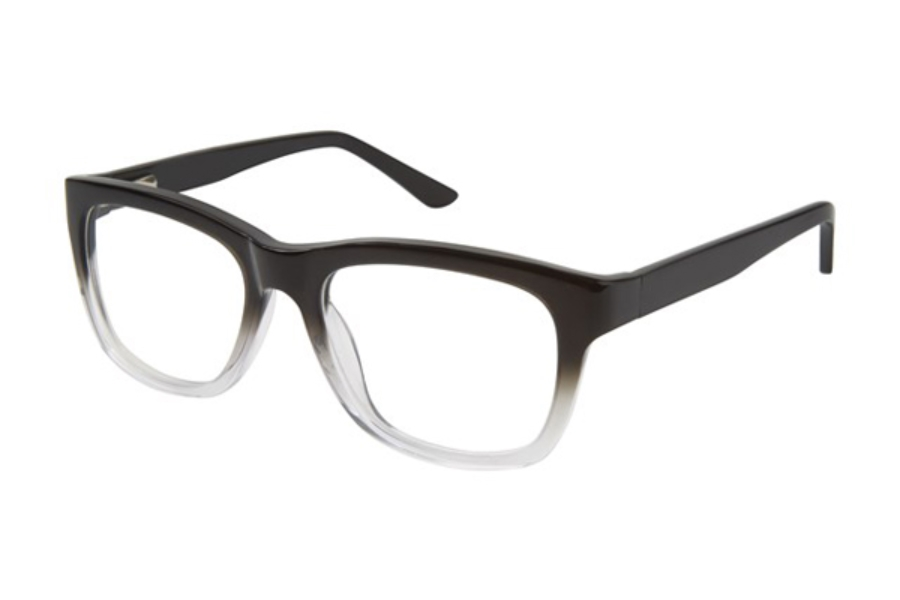 GX by Gwen Stefani GX901 Eyeglasses in BLK Black