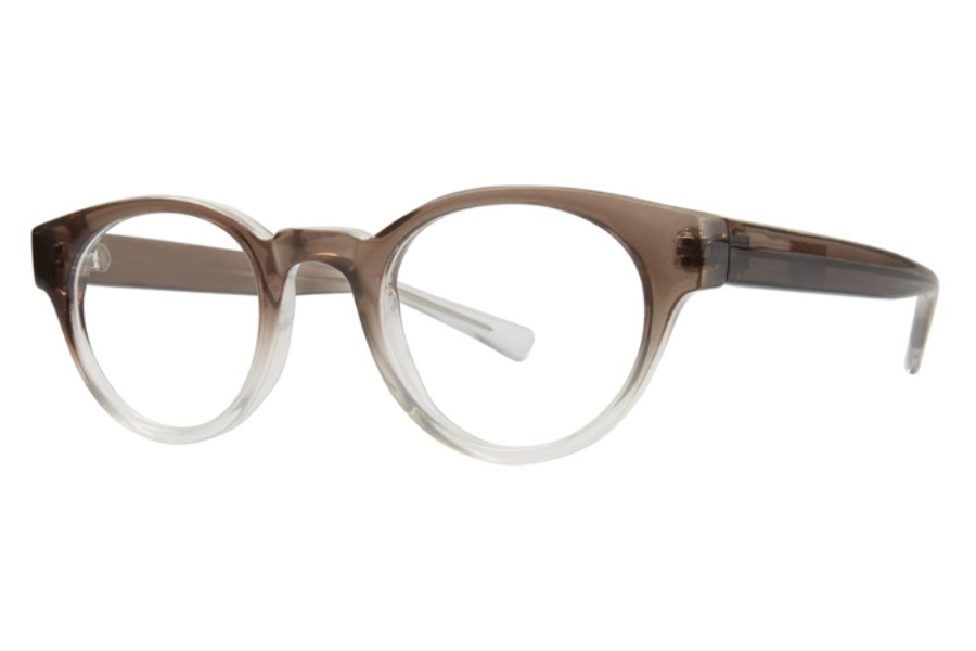 Gallery Ezra Eyeglasses in Olive Gradient