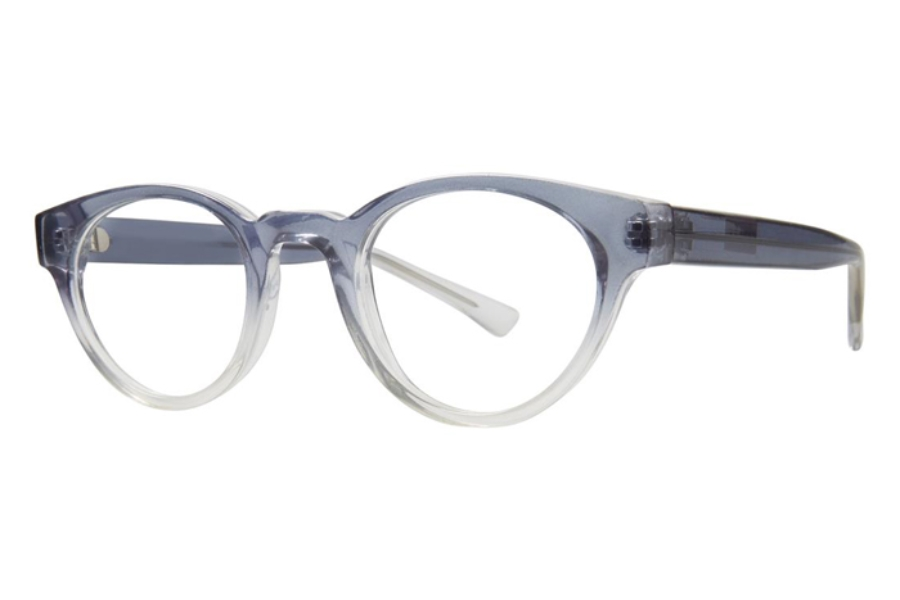 Gallery Ezra Eyeglasses in Sky Gradient
