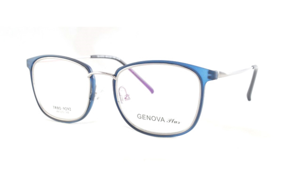 Genova GAP9292 Eyeglasses in Blue