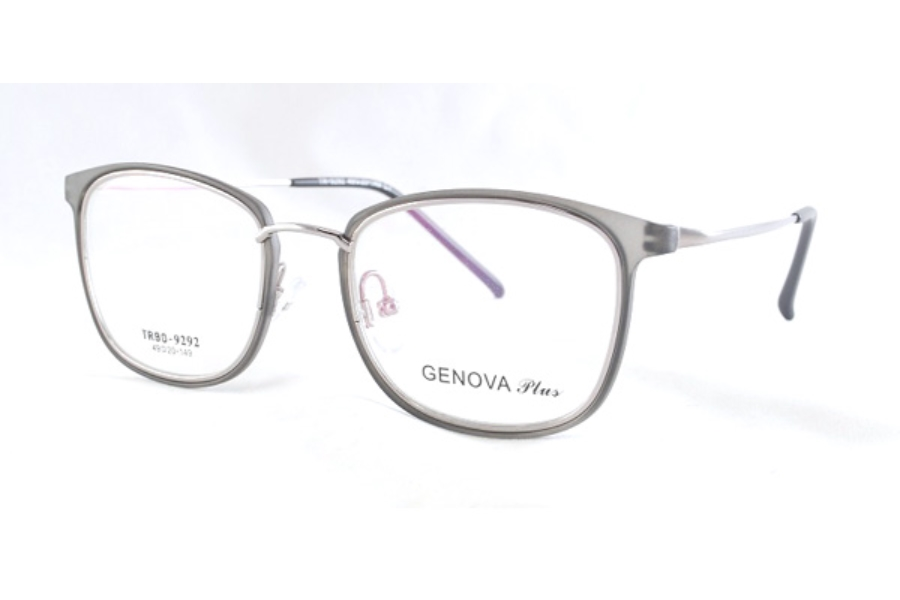 Genova GAP9292 Eyeglasses in Grey