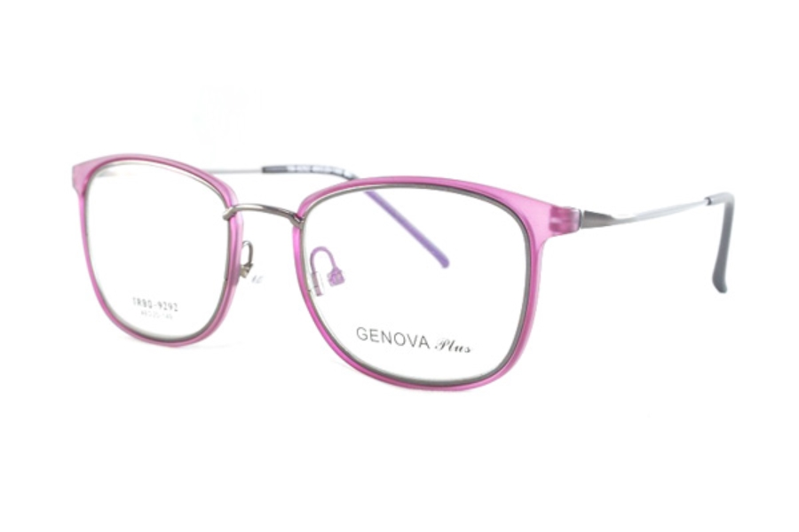 Genova GAP9292 Eyeglasses in Purple