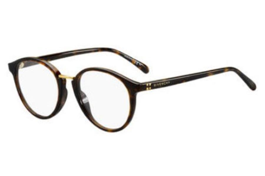 GIVENCHY Gv 0091 Eyeglasses in 0086 Dark Havana