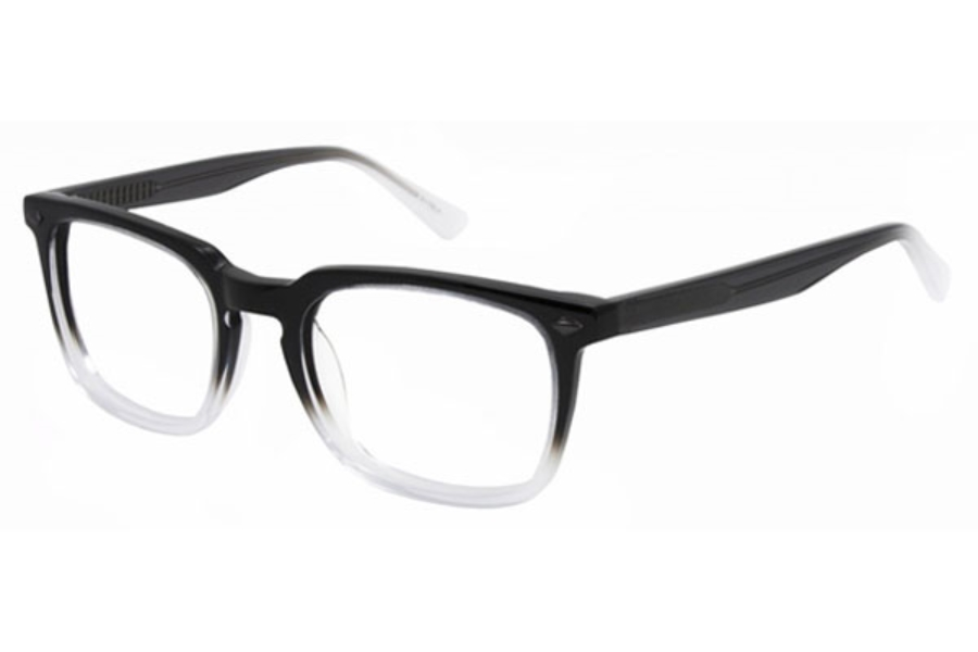 Glen Lane Trumbull Eyeglasses in Black