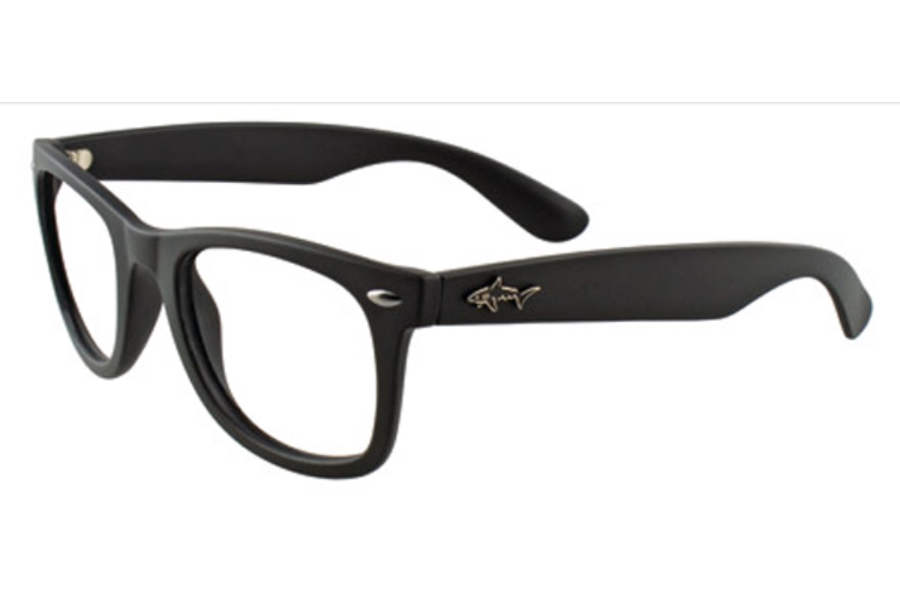 Greg Norman GN229 Eyeglasses in 90 Black