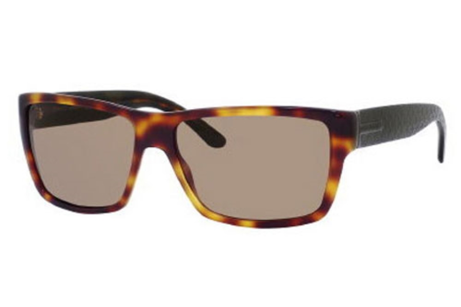 d0fd7ace408 ... Gucci 1000 S Sunglasses in 0WRR Havana Black Havana (X7 brown lens) ...