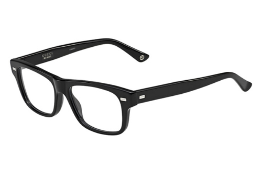 862e3f1b4a7 Gucci 1080 Eyeglasses in 04UA Black ...