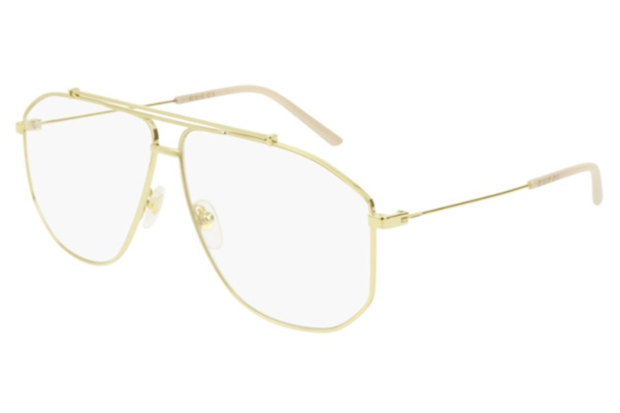 Gucci GG0441O Eyeglasses in 002 Gold