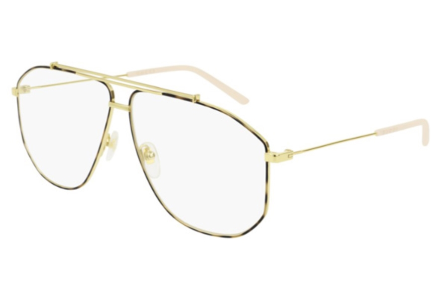 Gucci GG0441O Eyeglasses in 003 Gold