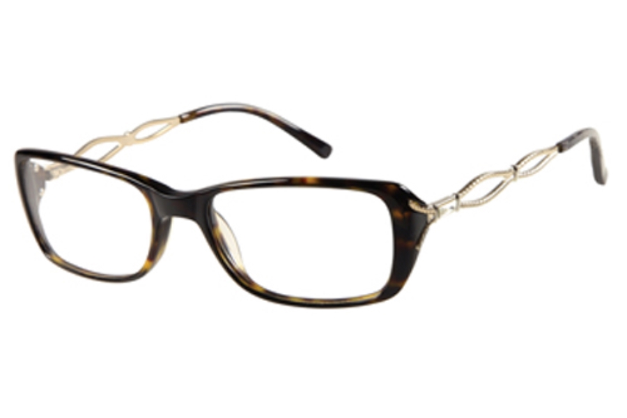 Guess by Marciano GM 157 Eyeglasses in TOR TORTOISE