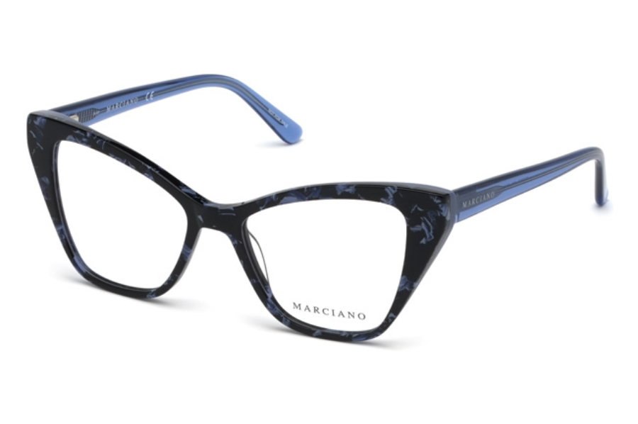 Guess by Marciano GM 328 Eyeglasses in 092 - Blue/other