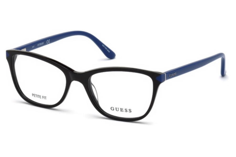 Guess GU 2673 Eyeglasses in 005 - Black/Other