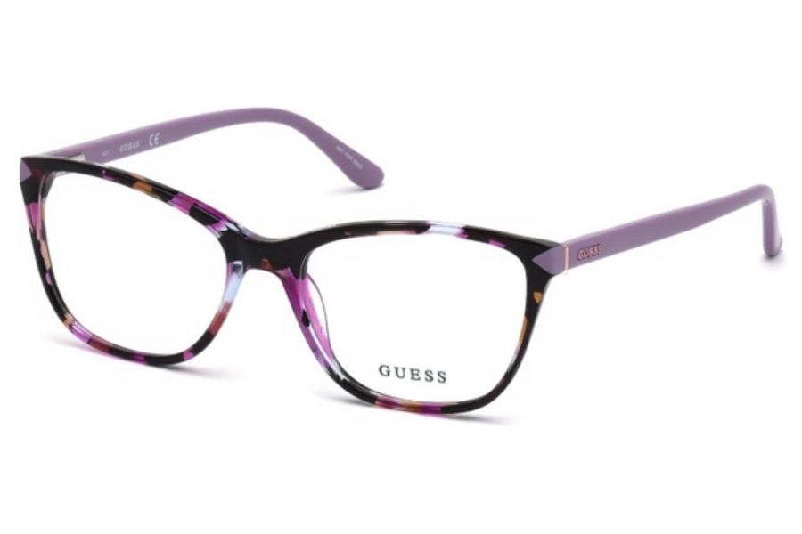 Guess GU 2673 Eyeglasses in 083 - Violet/Other