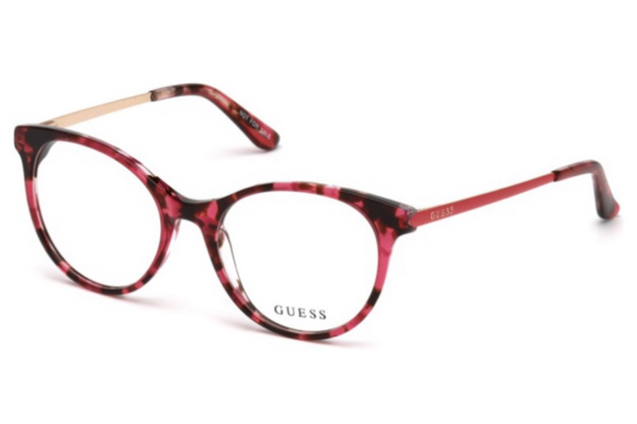 Guess GU 2680 Eyeglasses in 074 - Pink /Other