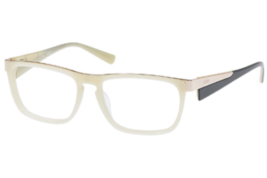 Guess GU 1691 Eyeglasses in BN BONE WITH GOLD