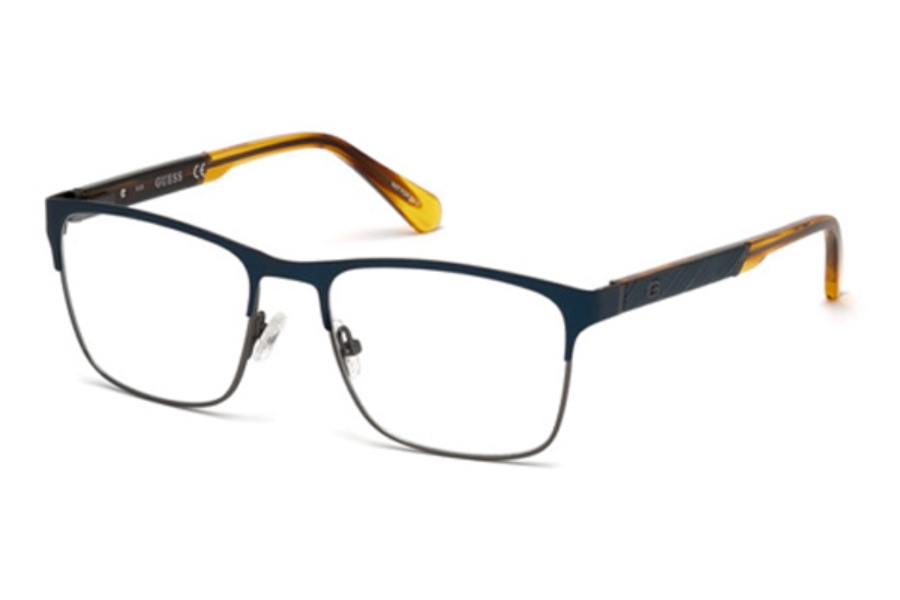 Guess GU 1924 Eyeglasses in 092 - Blue/Other