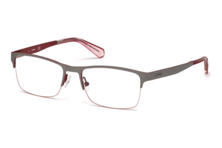 Guess GU 1936 Eyeglasses in 009 - Matte Gunmetal