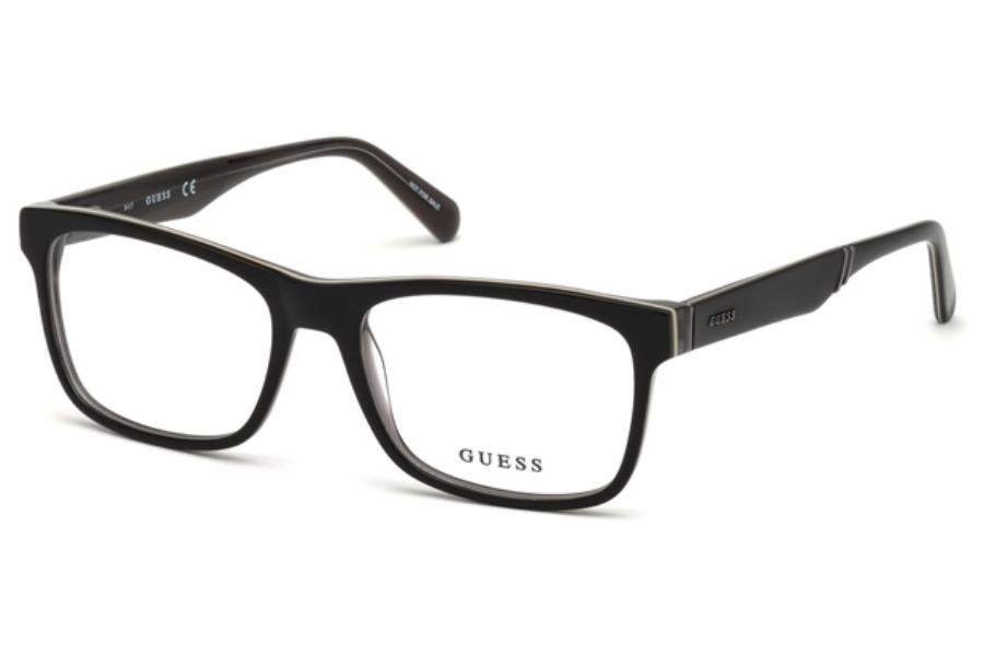 Guess GU 1943 Eyeglasses in 002 - Matte Black