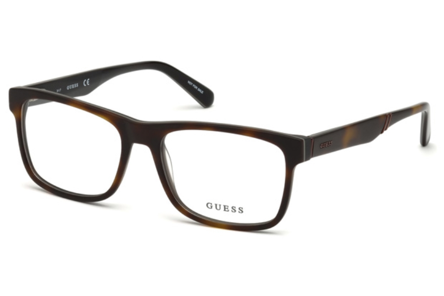 Guess GU 1943 Eyeglasses in 052 - Dark Havana