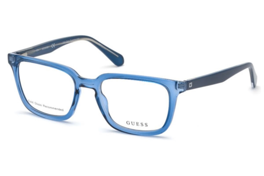 Guess GU 1962 Eyeglasses in 092 - Blue/other