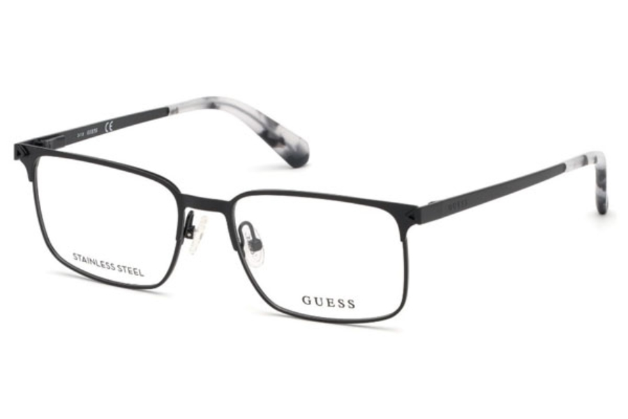 Guess GU 1965 Eyeglasses in 005 - Black/other