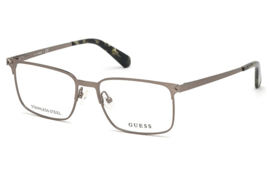 Guess GU 1965 Eyeglasses in 009 - Matte Gunmetal
