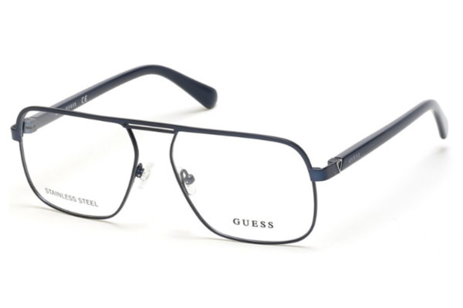 Guess GU 1966 Eyeglasses in 092 - Blue/other