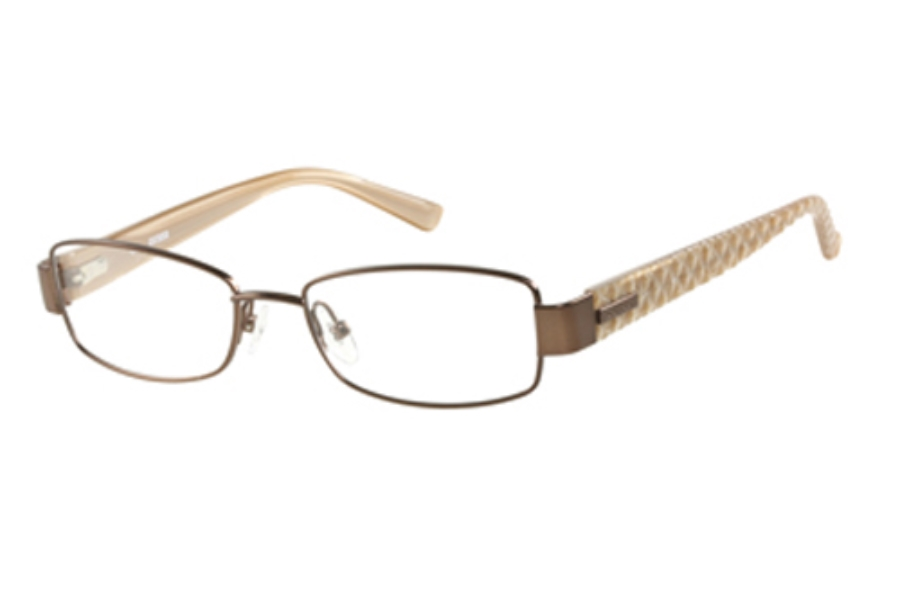 Guess GU 2379 Eyeglasses in BRN: Satin Brown