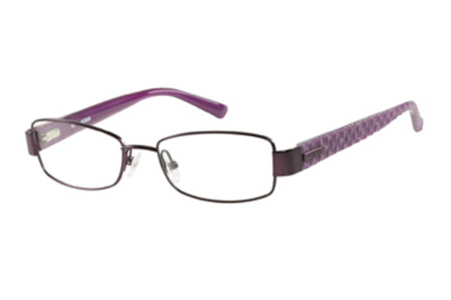 Guess GU 2379 Eyeglasses in PUR: Satin Purple