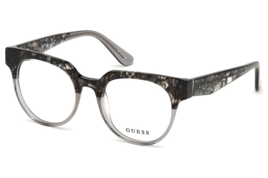 Guess GU 2652 Eyeglasses in 020 - Grey/other